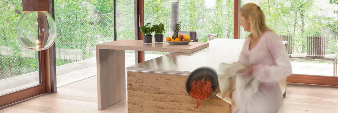 pflegefrei parkett jetzt auch f r die k che bauwelt p mpel vorarlberg. Black Bedroom Furniture Sets. Home Design Ideas
